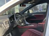 Lexus RX 200t 2019 года за 26 000 000 тг. в Актобе – фото 4