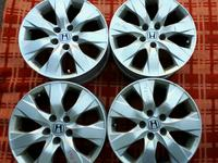Комплект титановых дисков на Хонда, 5 х 114, 3. Оригинал, Япония. за 110 000 тг. в Алматы