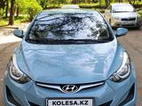 Hyundai Elantra 2014 года за 5 650 000 тг. в Алматы