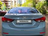 Hyundai Elantra 2014 года за 5 650 000 тг. в Алматы – фото 4
