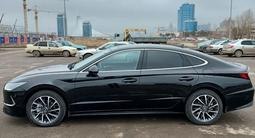Hyundai Sonata 2021 года за 13 800 000 тг. в Нур-Султан (Астана) – фото 2