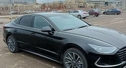 Hyundai Sonata 2021 года за 13 800 000 тг. в Нур-Султан (Астана) – фото 5