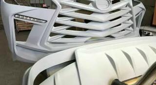 Lexus LX570 обвес варриор warrior за 3 000 000 тг. в Алматы