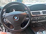 BMW 750 2007 года за 5 500 000 тг. в Алматы – фото 3