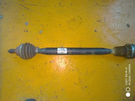 Привод передний правый 6q0407272bd Skoda Fabia 1999-2007 за 25 000 тг. в Караганда