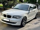 BMW 116 2011 года за 4 100 000 тг. в Алматы