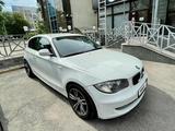 BMW 116 2011 года за 4 100 000 тг. в Алматы – фото 2