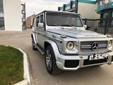 Mercedes-Benz G 55 AMG 2000 года за 8 700 078 тг. в Актобе – фото 3