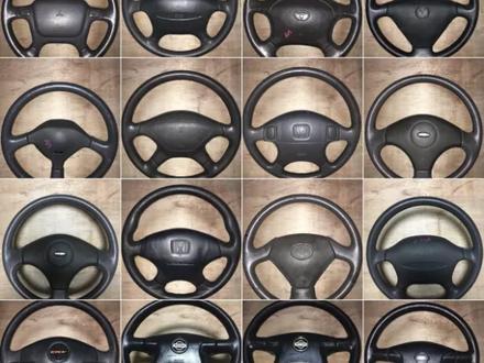 Руль на Mitsubishi Chariot Grandis в комплекте с Airbag за 15 000 тг. в Алматы – фото 3
