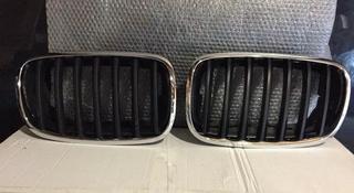 Решетки на капот или решетки радиатора, ноздри на Бмв х6-е71 за 30 000 тг. в Алматы