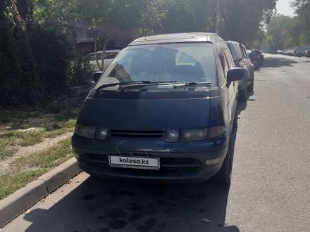 Toyota Estima Lucida 1992 года за 2 100 000 тг. в Алматы – фото 6