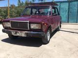 ВАЗ (Lada) 2107 2001 года за 580 000 тг. в Шымкент – фото 2