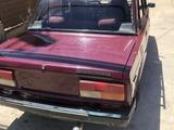 ВАЗ (Lada) 2107 2001 года за 580 000 тг. в Шымкент – фото 5