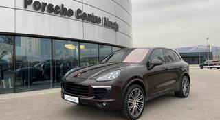 Porsche Cayenne 2016 года за 20 800 000 тг. в Алматы