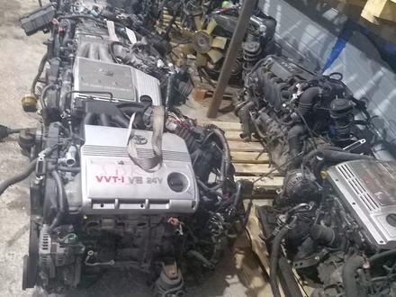 Двигатель 1mz-fe 2wd 4wd привозной Japan за 14 000 тг. в Усть-Каменогорск – фото 2