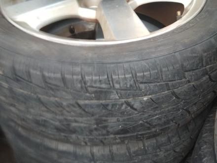 Диски 18 на Мицубисси Аутлендер с летней резиной 225/55/18 за 160 000 тг. в Алматы – фото 6