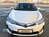 Toyota Corolla 2017 года за 9 200 000 тг. в Талдыкорган