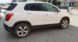 Chevrolet Tracker 2013 года за 5 400 000 тг. в Актобе – фото 4