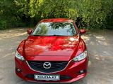 Mazda 6 2018 года за 9 300 000 тг. в Алматы – фото 5