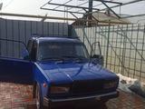 ВАЗ (Lada) 2107 2001 года за 750 000 тг. в Алматы – фото 2