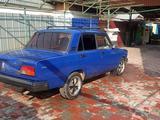 ВАЗ (Lada) 2107 2001 года за 750 000 тг. в Алматы – фото 4