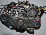 Контрактный двигатель Subaru 2.2 2.0 Legacy Impreza с гарантией! за 280 000 тг. в Нур-Султан (Астана)