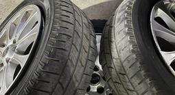 Диски с резиной на Land Rover Range Rover за 170 000 тг. в Нур-Султан (Астана) – фото 2