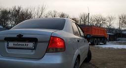 Chevrolet Aveo 2005 года за 2 200 000 тг. в Кокшетау – фото 5
