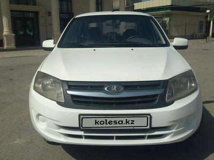 ВАЗ (Lada) Granta 2190 (седан) 2014 года за 1 850 000 тг. в Туркестан