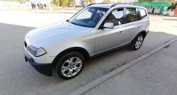 BMW X3 2005 года за 4 300 000 тг. в Актобе – фото 2