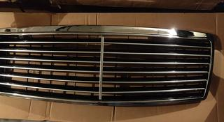 Mercedes w140 решетка радиатора за 1 111 тг. в Алматы