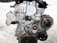 Двигатель mr20 Nissan Qashqai (ниссан кашкай) за 9 696 тг. в Алматы