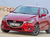 Mazda в Туркестан