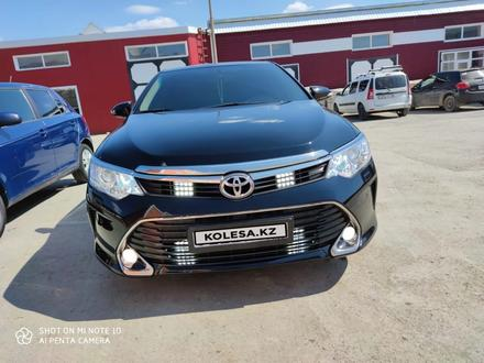 Toyota Camry 2016 года за 12 500 000 тг. в Житикара