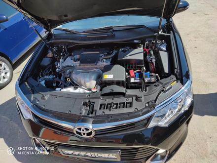 Toyota Camry 2016 года за 12 500 000 тг. в Житикара – фото 8