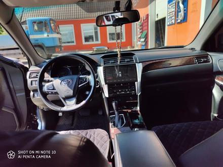 Toyota Camry 2016 года за 12 500 000 тг. в Житикара – фото 9