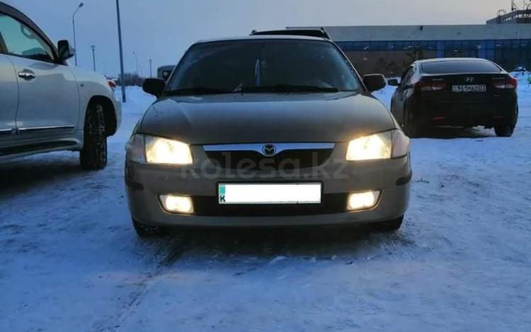 Mazda 323 2000 года за 2 000 000 тг. в Павлодар