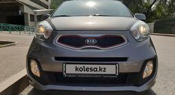 Kia Picanto 2014 года за 4 100 000 тг. в Алматы – фото 3