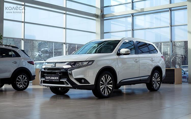 Mitsubishi Outlander Invite 4WD 2021 года за 14 290 000 тг. в Алматы