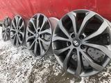 Диски R 17 Hyundai original за 155 000 тг. в Алматы – фото 3