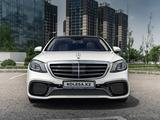 Mercedes-Benz S 63 AMG 2013 года за 22 800 000 тг. в Алматы – фото 4