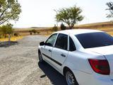 ВАЗ (Lada) Granta 2190 (седан) 2014 года за 2 350 000 тг. в Шымкент – фото 5