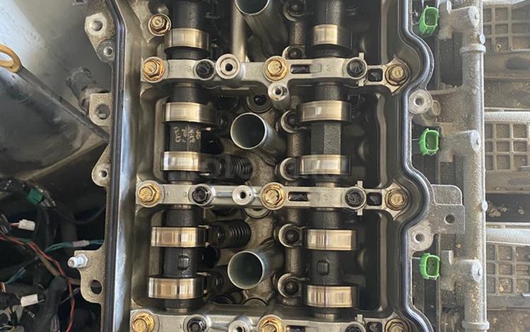 Двигатель 2ar 2.5 на камри 45 за 74 125 тг. в Актау