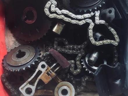 Комлект цепей на двигатель за 18 000 тг. в Алматы – фото 2