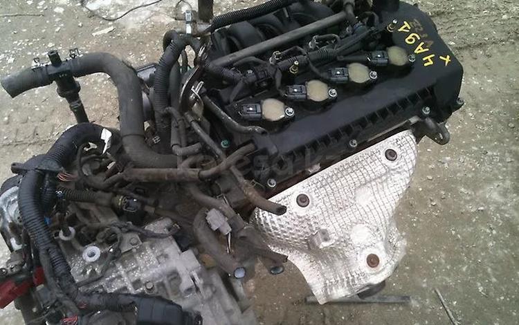 Контрактный двигатель (коробка) МИТСУБИШИ ЛАНСЕР 4a91(92) 1.6 бензин в Алматы