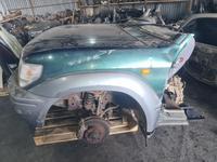 Привод Передний Toyota Land Cruiser Prado 95 1kz за 35 000 тг. в Алматы