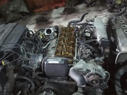 Двигатель акпп 1g-fe Привозной Япония за 17 500 тг. в Караганда