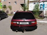 Volkswagen Passat 1992 года за 1 550 000 тг. в Нур-Султан (Астана) – фото 4