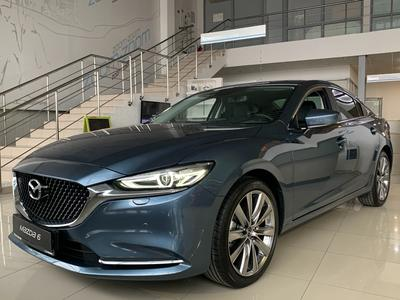 Mazda 6 Supreme+ 2021 года за 13 590 000 тг. в Караганда