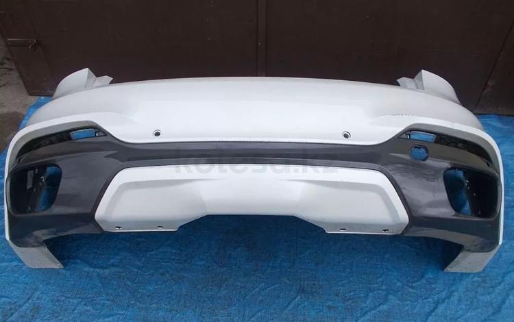 Бампер задний BMW X6 F16 м пакет за 172 500 тг. в Алматы